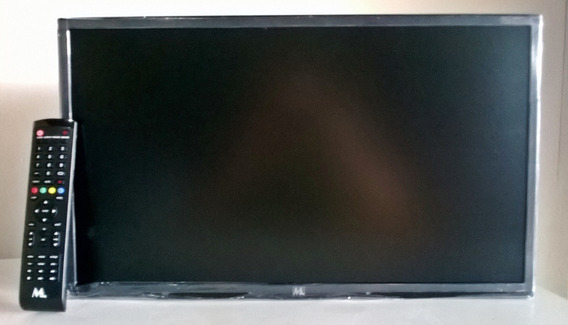Tv 24 Polegadas Mtek Led - Com Defeito No Display Led
