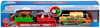 Thomas Trackmaster Animal Party Percy Jugueteria El Pehuén