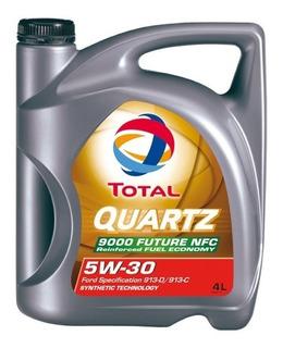 Aceite Total Quartz 9000 5w30 100% Sintético 4lts