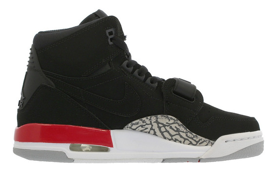 Tenis Nike Jordan Legacy 312 Gs Black Originales Nuevos!!!!