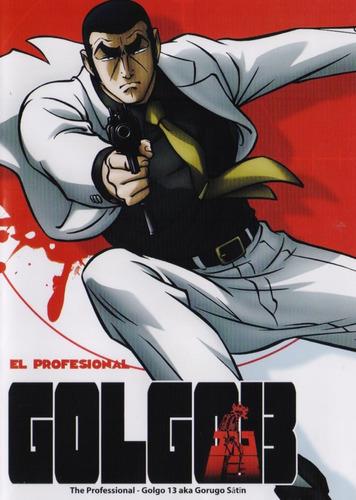 Imagen 1 de 3 de El Profesional Golgo 13 The Professional Pelicula Dvd