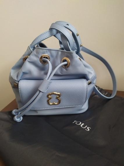 Bolsa Tous Azul Claro