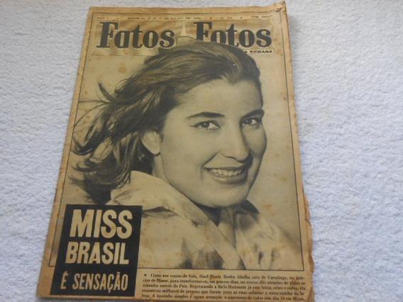 Fatos E Fotos Ano 1 Nr 22 Miss Brasil É Sensação Única No Ml