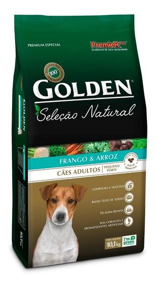 Golden Seleção Natural Cães Adultos 10,1kg - Salvador/região