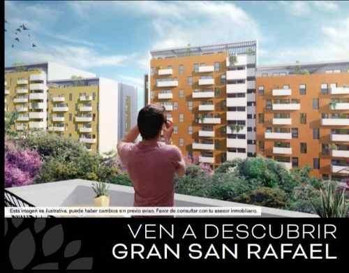 Departamento En Pre-venta En Gran San Rafael En Guadalajara, Jardines Del Nilo