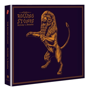 Rolling Stones Bridges To Bremen 2 Cd + Dvd Nuevo 2019 Stock