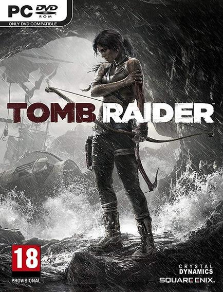 Tomb Raider Pc - 100% Original (steam Key)