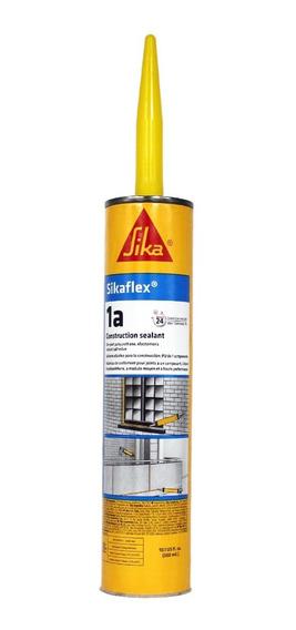 Sellador Poliuretano Sikaflex 1a Blanco 300gr 91017