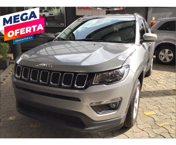 Jeep Compass Longitude Pluss 2019