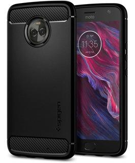 Teléfono Moto X4 4g Snd 630 Ip68. 32 Gb + Estuche Carbono