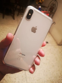 Teléfono iPhone X 256gb