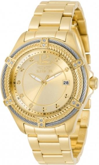 Relógio Invicta Bolt Lady 30880 Feminino Original