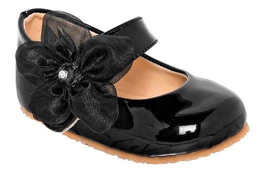 Zapato Bebe Niña Pk 84709 Sexy Girl Negro