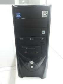 Computador Athlon 64 X2 Dual Core 2.2ghz - Ram 4mb - Hd 120g
