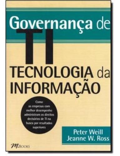 Governanca De Ti - Tecnologia Da Informacao