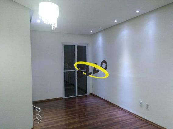 Apartamento Residencial À Venda, Parque Taboão, Taboão Da Serra - Ap1583. - Ap1583