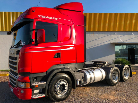 Scania R440 6x2 Streamline 2015
