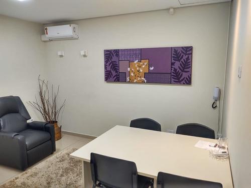 Imagem 1 de 11 de Sala Para Alugar, 18 M² Por R$ 1.200,00/mês - Santa Rosa - Vinhedo/sp - Sa0740