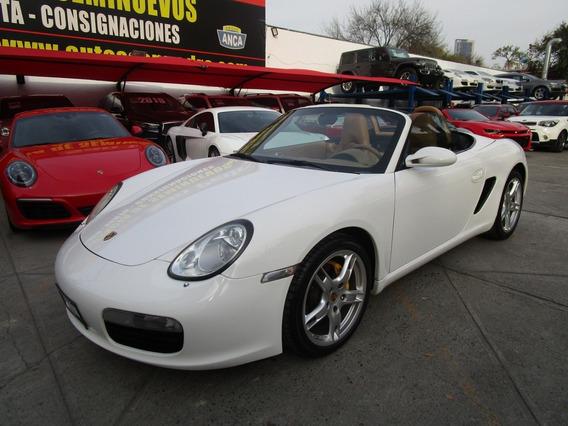 Porsche Boxter S Convertible 2007