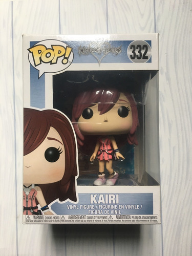 Funko Pop! Kingdom Hearts - Kairi #332