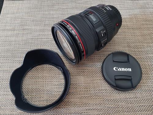 Lente Canon 24-105mm F/4 Série L Is Usm