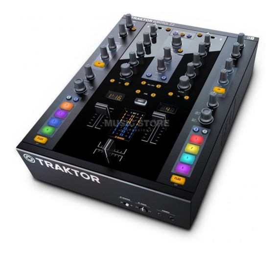 Mixer Traktor Kontrol Z2 Native Instruments