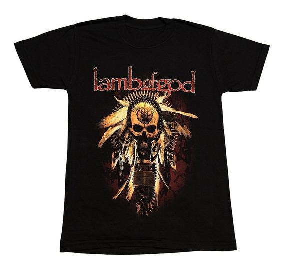 Lamb Of God - Remera Premium - Randy Blythe - Envios