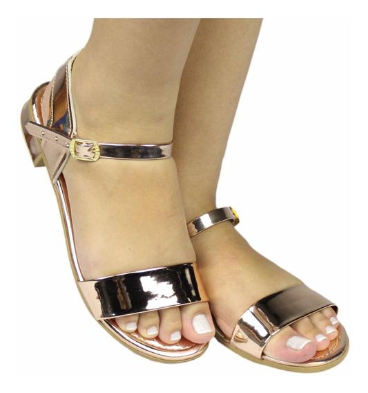 Sandalia Rasteira Feminina Promoção Rasteirinha Calçado Moda