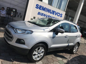 Ford Ecosport Trend At 2016 Seminuevos