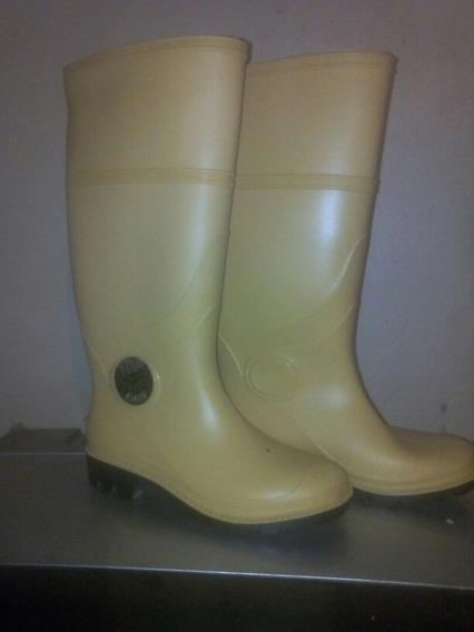 Botas Plásticas Top Rain