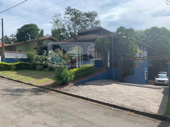 Casa A Venda No Bairro Itatiba Country Club Em Itatiba - Sp. - Ca2422-1