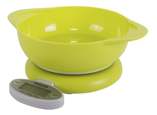 Balanza Pesa Digital Philco 5kg Con Recipiente / Lhua Store