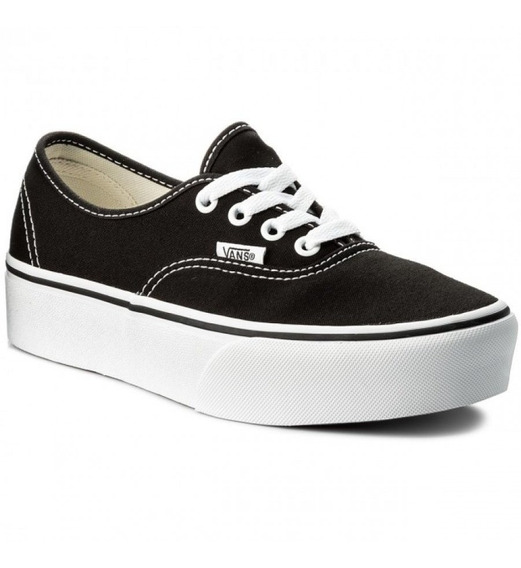 Vans U Authentic Vn0a3av8blk
