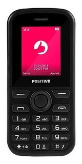 Celular Positivo P25 Dual Sim Tela De 1.8 Rádio Fm E Câmera