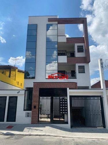 Studio Com 1 Dormitório À Venda, 40 M² Por R$ 180.000,00 - Jardim Penha - São Paulo/sp - St0055