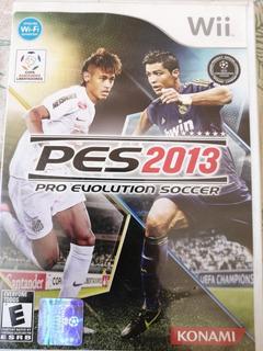 Juego Para Wii De Pes 2013