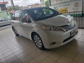Toyota Sienna 3.5 Limited Mt 2012