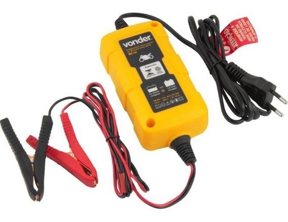 Carregador Bateria 30a Inteligente Para Moto Cib 003 Vonder