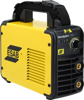 Soldadora Esab Arco Manual Handy Arc 160i 220v 160 Amp