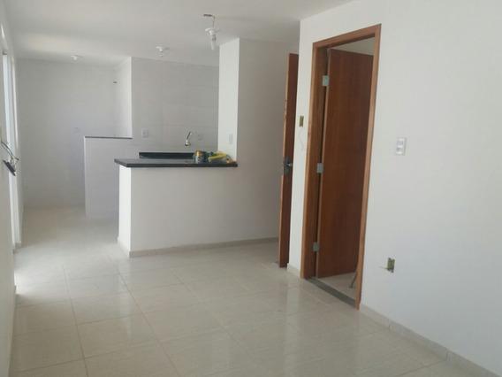 Apartamento Quarto E Sala C/a.ext E Garagem - Fontesville
