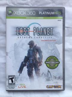 Lost Planet Extreme Condition Xbox 360 Envíos Todo Chile