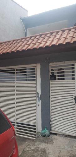 Sobrado 03 Dorms 05 Vagas - Jardim Presidente Dutra