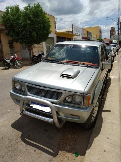 Mitsubishi Cor Prata 2.5 4*4 Diesel