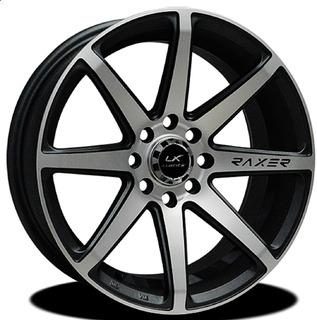 4 Rines 16 5x100/5x110 16x7 Offset25 Cb73.1 Volkswagen Vento