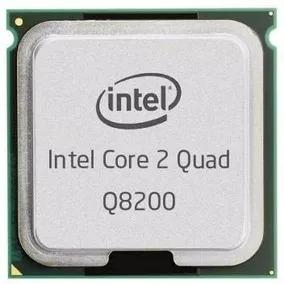 Processador 775 Core2 Quad Q8200 2.33ghz 4mb 1333mhz
