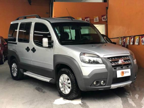 Fiat Doblo Adventure Locker