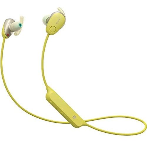 Imagen 1 de 7 de Sony Wi-sp600n Premium Impermeable Bluetooth Inalambrico Ex