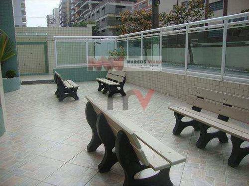 Apartamento À Venda, 75 M² Por R$ 220.000,00 - Tupi - Praia Grande/sp - Ap0861