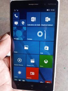 2 Celulares Com Defeito Lumia 830 E Blu Vivo Xl2,