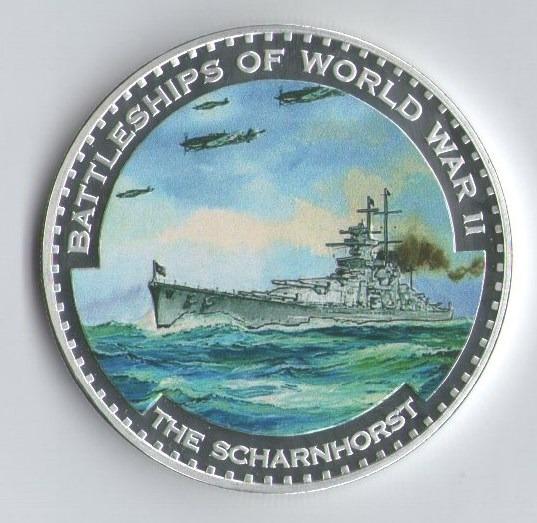Malawi - 5 Kwacha 2009 - Batallas Navales